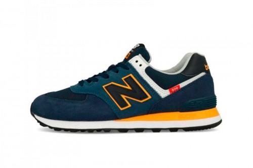 Zapatillas New Balance Classic Running Azules