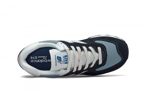 Zapatillas New Balance Classic Running Negras