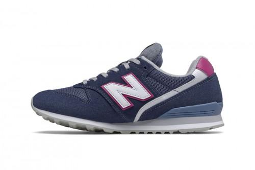 Zapatillas New Balance Classic Running Women 996v2 Azules