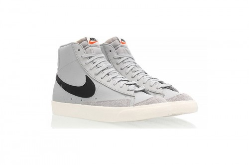 Zapatillas Nike Blazer Mid'77 Vintage Shoe Grises