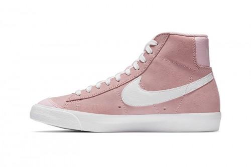 Zapatillas Nike BLAZER MID VNTG'77 Rosas