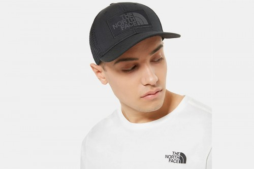 Gorra The North Face DF MUDDER TRUCKER negra