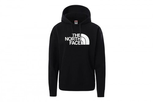 Sudadera The North Face W LHT DREW PEAK HD Negra