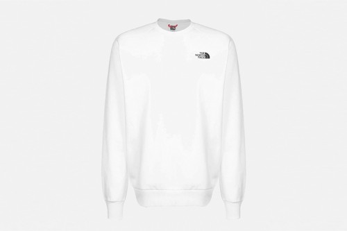 Sudadera The North Face M RAG REDBX CREW NEW Blancas