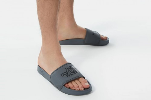 Chanclas The North Face BASECAMP SLIDE III Grises