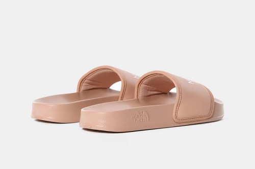 Chanclas The North Face W BASECAMP SLIDE III Beiges