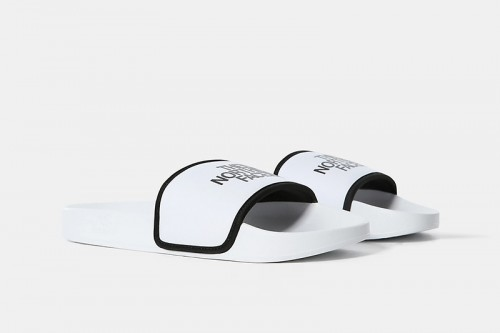 Chanclas The North Face M BASECAMP SLIDE III Blancas