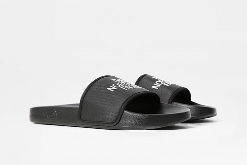 Chanclas The North Face W BASECAMP SLIDE III Negras