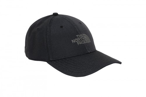 Gorra The North Face RCYD 66 CLASSIC HAT negra