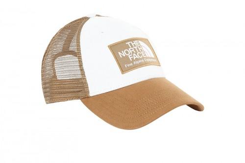 Gorra The North Face MUDDER TRUCKER HAT marrón