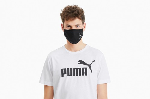 Mascarillas Puma Face Mask (Set of 2) 2.0 Negras