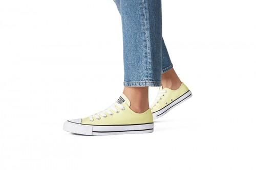 Zapatillas Converse Chuck Taylor All Star Amarillas