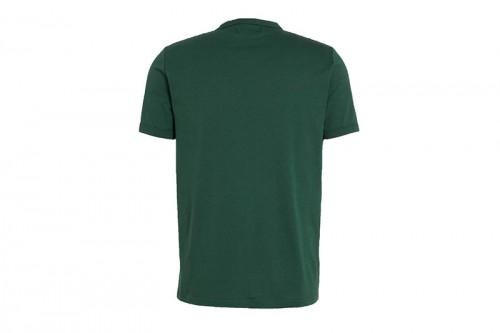 Camiseta Fred Perry Ringer verde