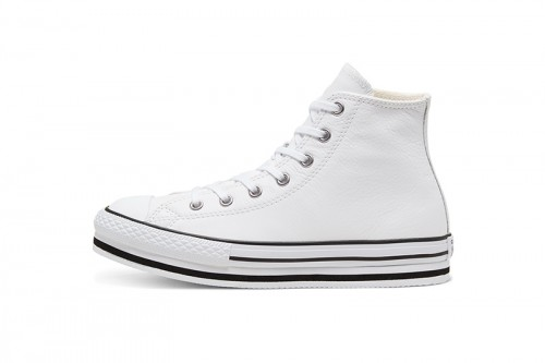 Zapatillas Converse Chuck Taylor All Star EVA Lift Blancas