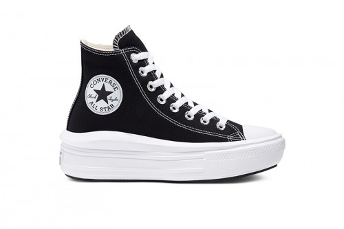 Zapatillas Converse Chuck Taylor All Star Move Negras