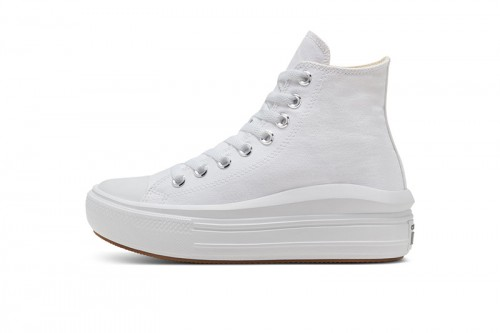 Zapatillas Converse Chuck Taylor All Star Move Blancas