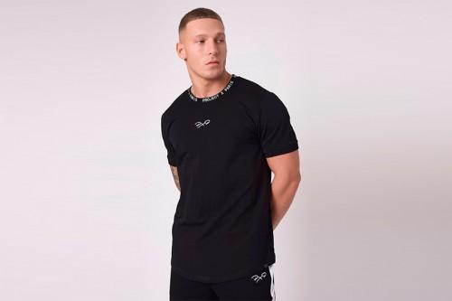 Camiseta Project X Paris T-SHIRT BK negra
