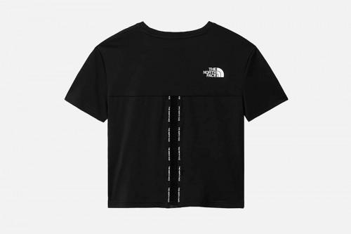 Camiseta The North Face W MA TEE - EU negra
