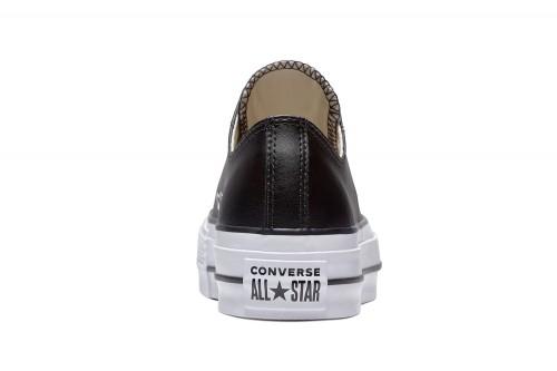 Zapatillas Converse Chuck Taylor All Star Lift Clean Negras