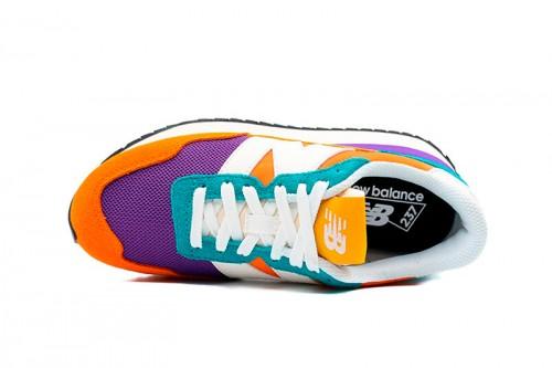 Zapatillas New Balance 237 Multicolor