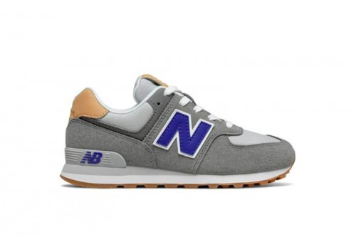 Zapatillas New Balance 574 Premium Grises