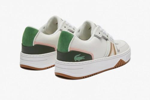 Zapatillas Lacoste L001 Beiges