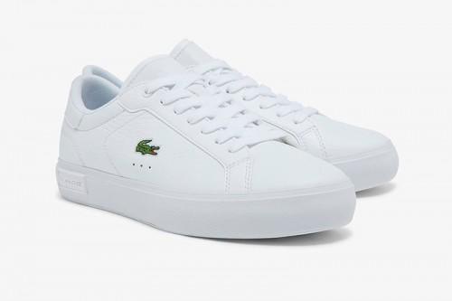 Zapatillas Lacoste POWERCOURT Blancas