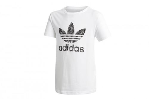 Camiseta adidas GRÁFICA blanca