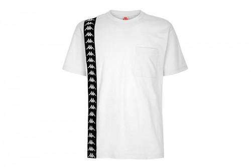 Camiseta Kappa CAMISETA Blancas