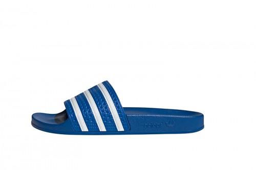 Chanclas adidas ADILETTE Azules