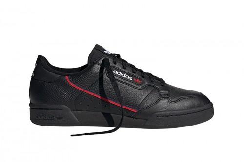 Zapatillas adidas CONTINENTAL 80 Negras