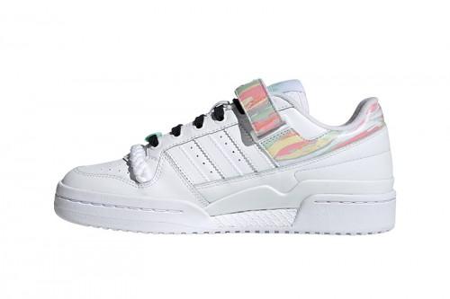 Zapatillas adidas FORUM LOW Blancas