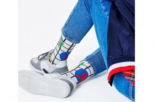 Calcetines Happy Socks Disney Behind The Seams Sock Multicolor