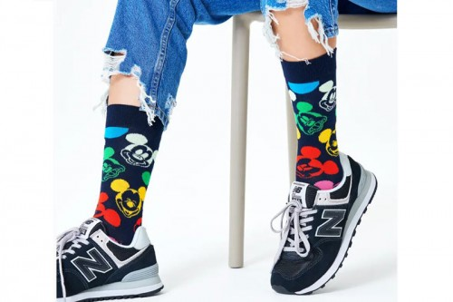 Calcetines Happy Socks Disney Colorful Character Sock Multicolor