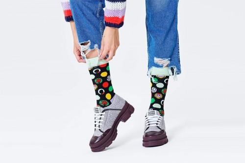Calcetines Happy Socks Disney Focus, Mickey Sock Multicolor