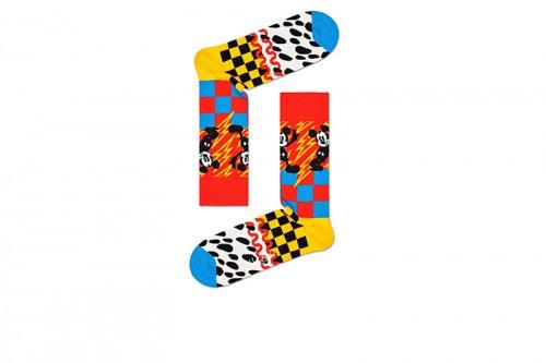 Calcetines Happy Socks Disney Mickey-Time Sock Multicolor