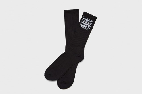 Calcetines Obey OBEY EYES ICON negros