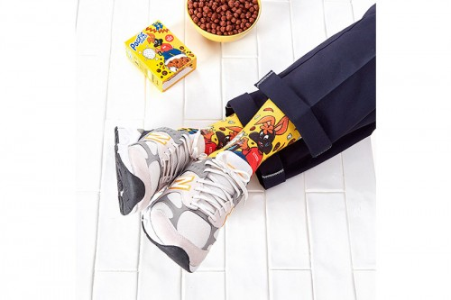 Calcetines Pacific & Co CHOCO