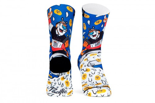 Calcetines Pacific & Co FLAKES Azules
