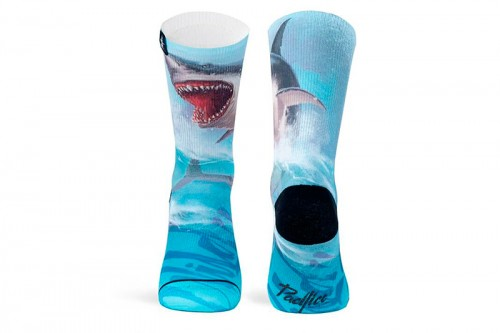 Calcetines Pacific & Co SHARK Multicolor