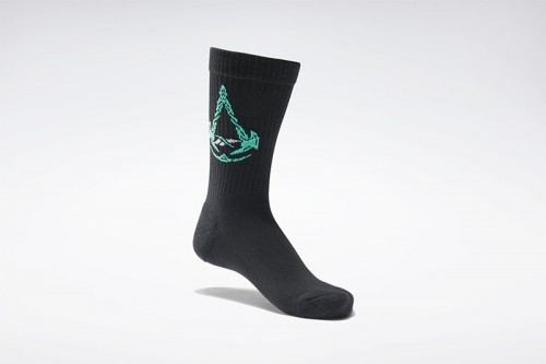 Calcetines Reebok CALCETINES ASSASSIN'S CREED Negras