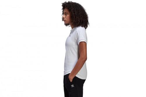 Camiseta adidas BB T-SHIRT blanca
