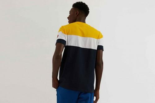 Camiseta Ellesse PUNTO azul