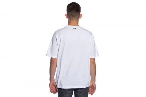 Camiseta Fila MEN SAKU tee Blancas