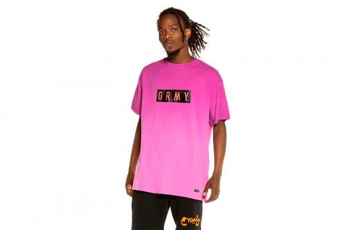 Camiseta GRIMEY FRENZY GRADIENT rosa