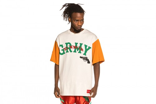 Camiseta GRIMEY THE LOOT Multicolor
