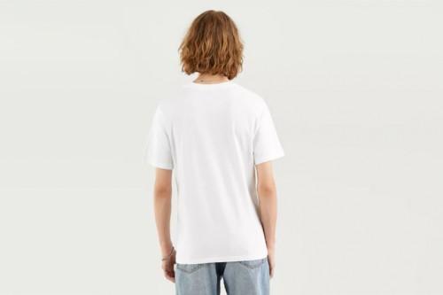 Camiseta Levi´s HOUSEMARK GRAPHIC TEE blanca