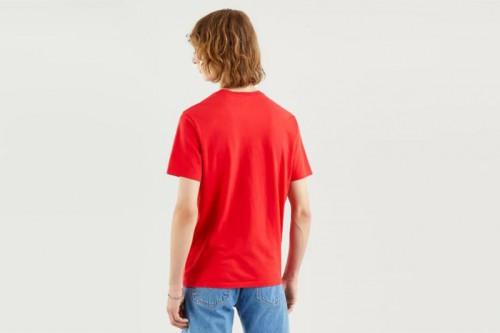 Camiseta Levi´s ORIGINAL HOUSEMARKED TEE roja