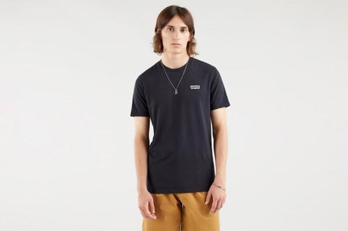 Camiseta Levi´s Perfect Graphic negra