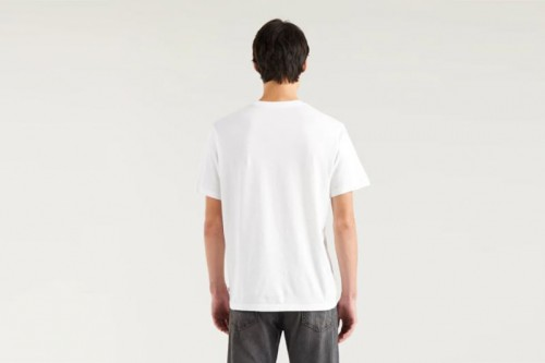 Camiseta Levi´s RELAXED FIT TEE MV SSNL blanca